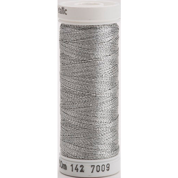 Gutermann Sulky Metallic Thread Silver
