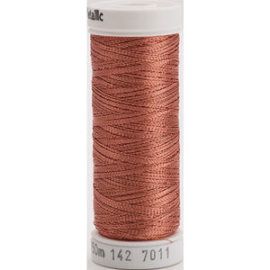 Gutermann Sulky Metallic Thread Copper