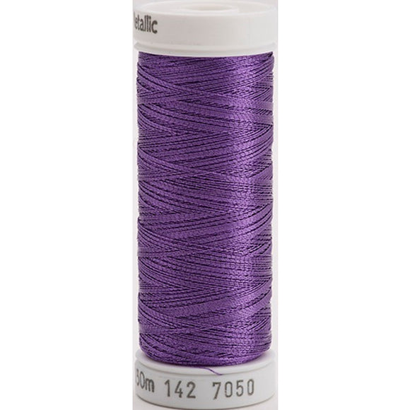 Gutermann Sulky Metallic Thread Purple