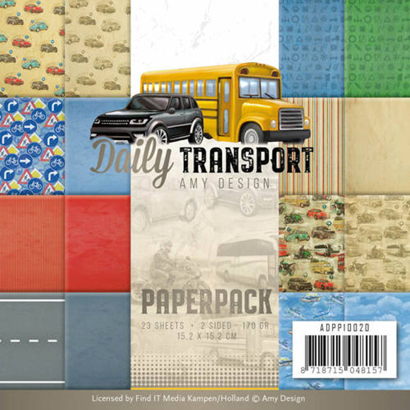 Daily Transport Paperpack