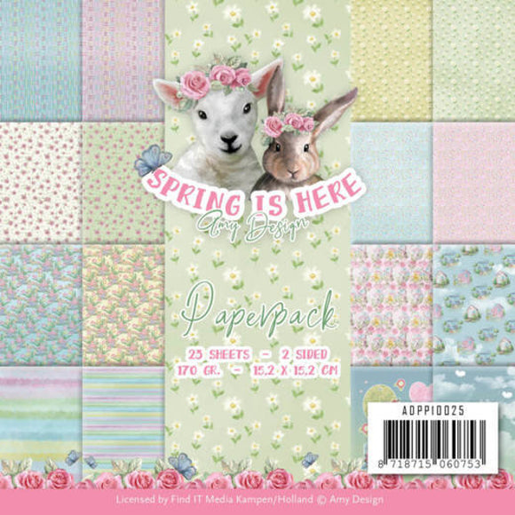 Spring is Here Paperpack