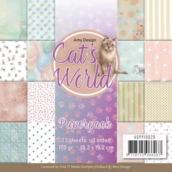 Cats World Paperpack