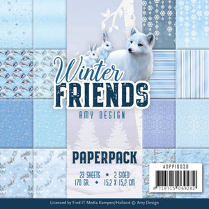 Winter Friends Paperpack