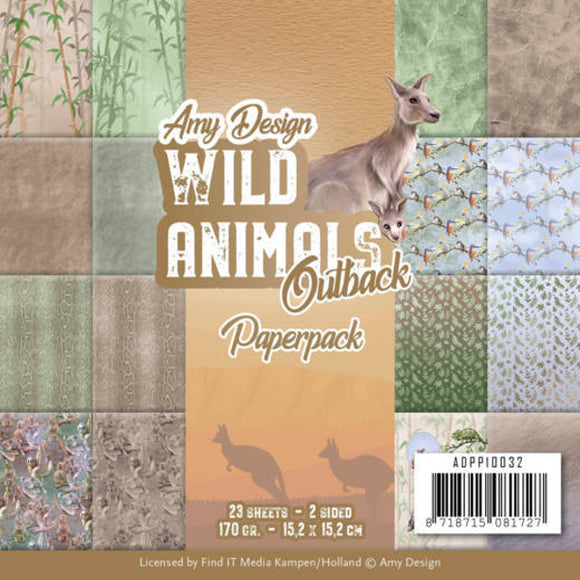Wild Animals Outback Paperpack