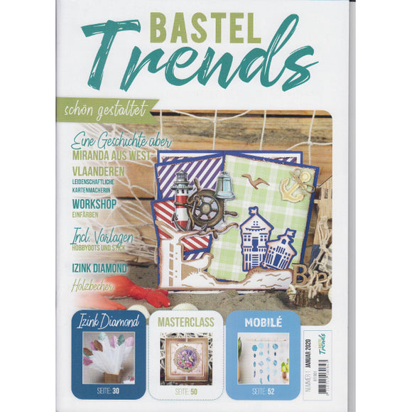 Bastel Trends No 1 January 2020