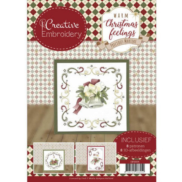 Creative Embroidery Book 4 - Warm Christmas Feelings