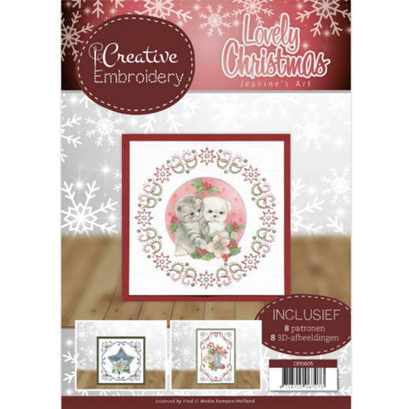 Creative Embroidery Book 5 - Lovely Christmas