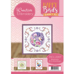 Creative Embroidery Book 10 - Happy Birds