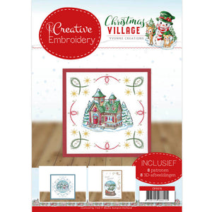 Creative Embroidery Book 16 - Christmas Village