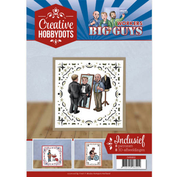 Creative Hobbydots 2 - Big Guys Workers