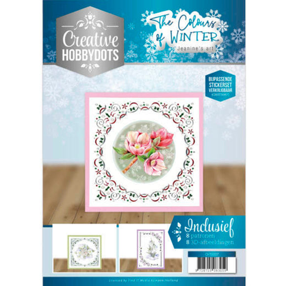 Creative Hobbydots 7 - The Colours of Winter