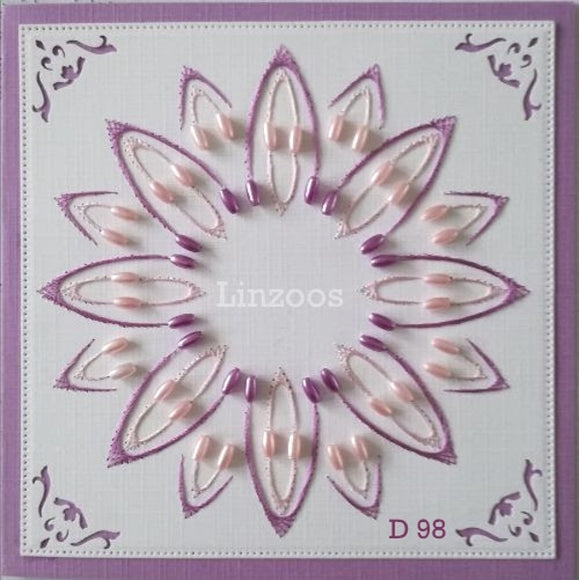 Linzoos Pattern Sheet D98
