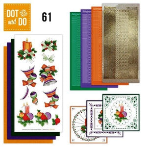 Dot & Do Kit 061 Colourful Christmas