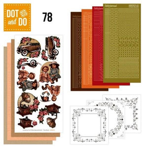Dot & Do Kit 078 Vintage