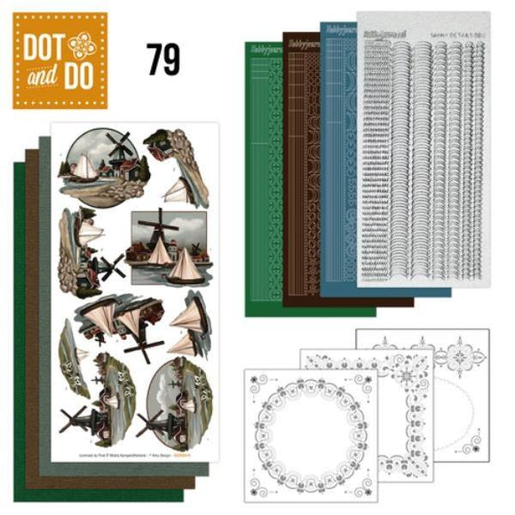 Dot & Do Kit 079 Old Dutch
