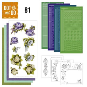 Dot & Do Kit 081 Floral Corner