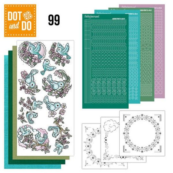 Dot & Do Kit 099 Springtastic