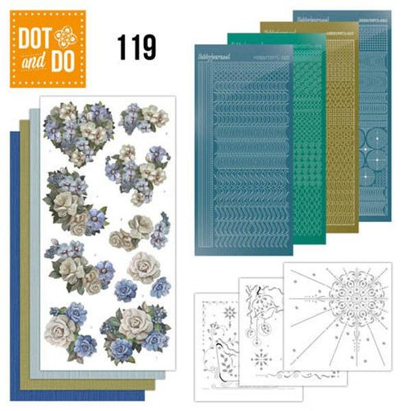 Dot & Do Kit 119 Vintage Winter