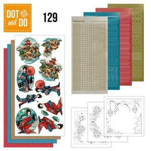 Dot & Do Kit 129 Oriental