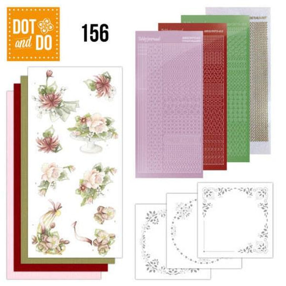 Dot & Do Kit 156 Sweet Summer Flowers