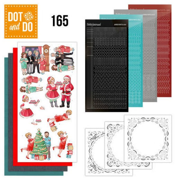Dot & Do Kit 165 Family Time