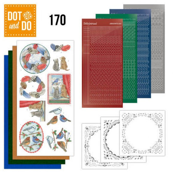 Dot & Do Kit 170 Snow Scenes