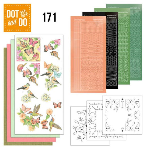 Dot & Do Kit 171 Happy Spring