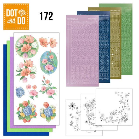 Dot & Do Kit 172 Tulips and More