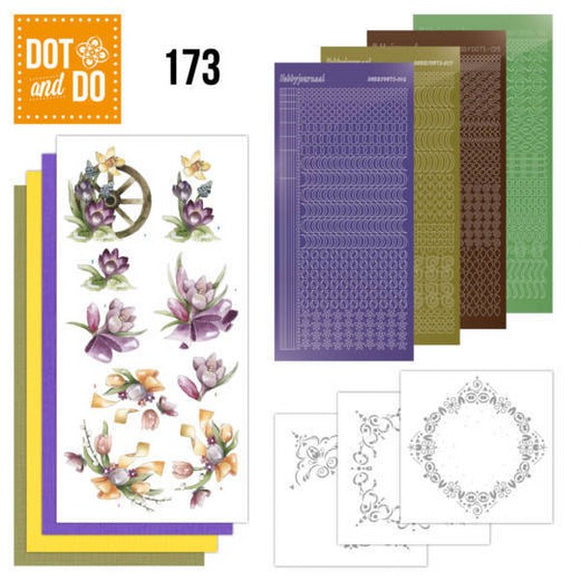Dot & Do Kit 173 Spring Delight