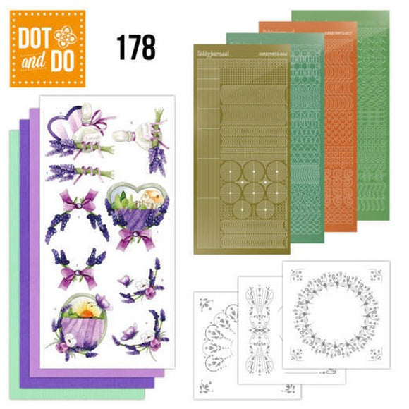 Dot & Do Kit 178 Lavender