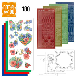 Dot & Do Kit 180 Summer Flowers