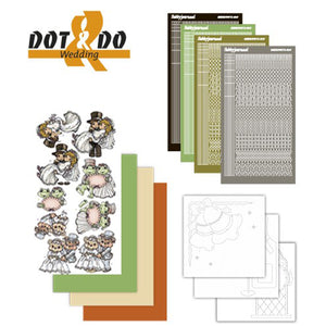 Dot & Do Kit 011 Wedding