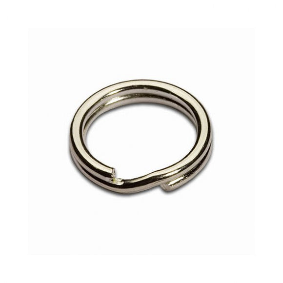 16mm Split Rings Nickel Plated Pack of 50