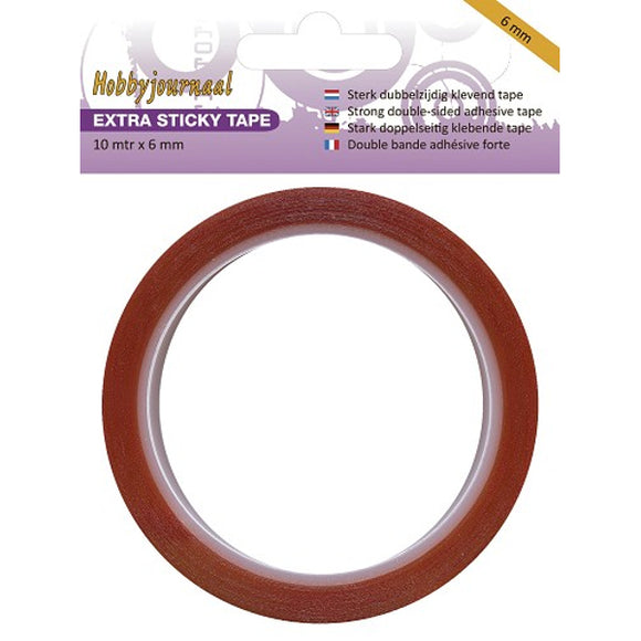 Extra Sticky 6mm Double Sided Tape