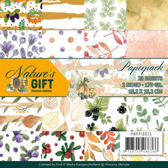 Natures Gift Paperpack