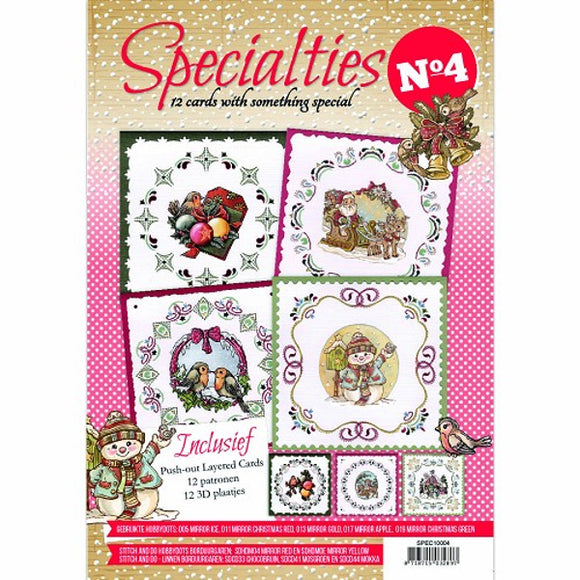 Specialties Book 4