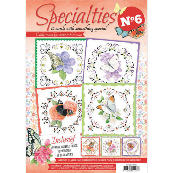 Specialties Book 6