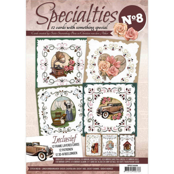 Specialties Book 8