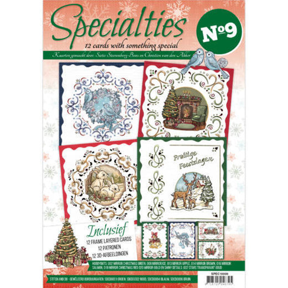 Specialties Book 9
