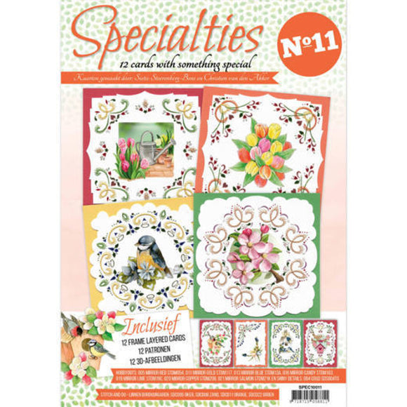 Specialties Book 11