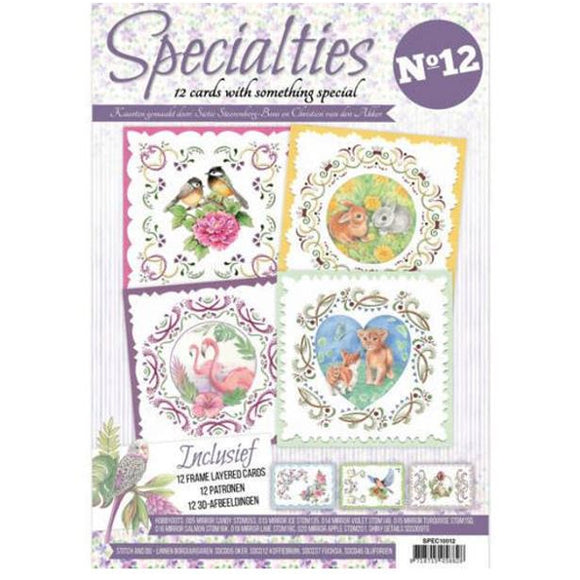 Specialties Book 12