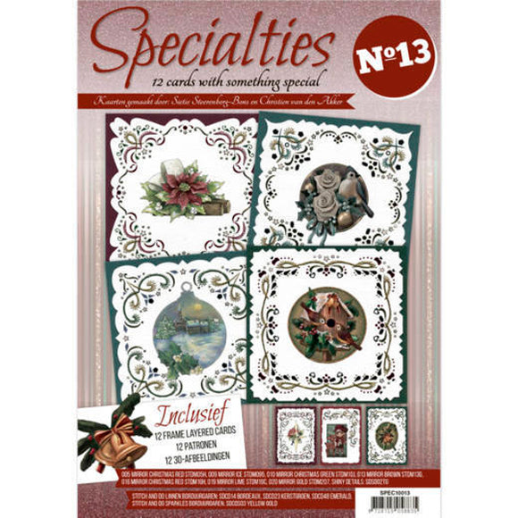 Specialties Book 13