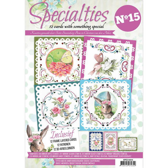 Specialties Book 15