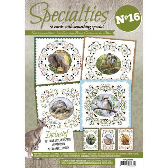 Specialties Book 16