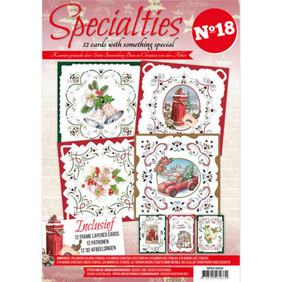 Specialties Book 18