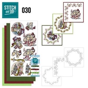Stitch & Do Kit 030 - Celebrations
