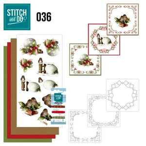 Stitch & Do Kit 036 - Precious's Christmas Decorations