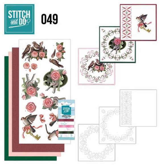 Stitch & Do Kit 049 - Move