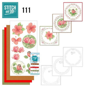Stitch & Do Kit 111 - Nature's Beauty