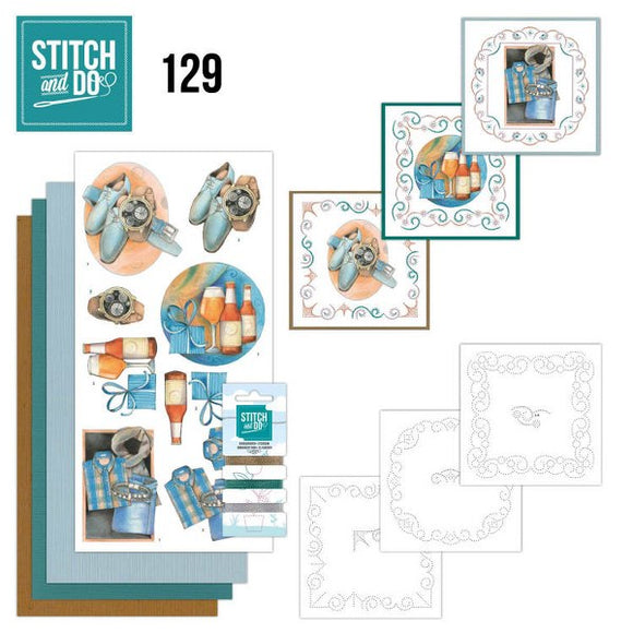 Stitch & Do Kit 129 Gifts for Men